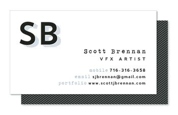 Simply Bold Business Cards