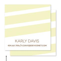 Simple Details Business Cards