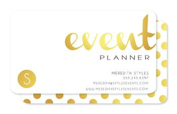 Make a Statement Business Cards