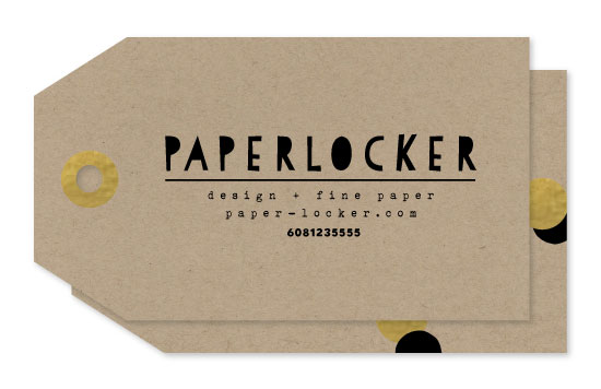 business cards - Paper by Susan Brown