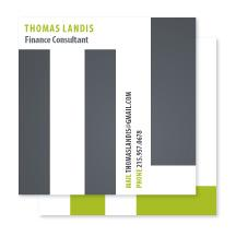 Tunel Business Cards