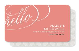 frola Business Cards