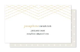 galette Business Cards