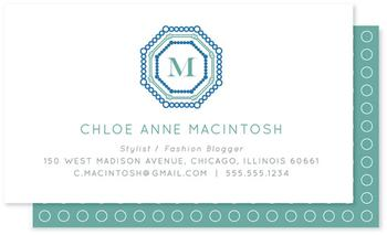 Nautical Knot Monogram
