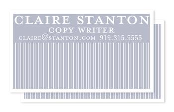 Fine Lines Business Cards