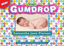 Gumdrop by Scott Chaimowicz