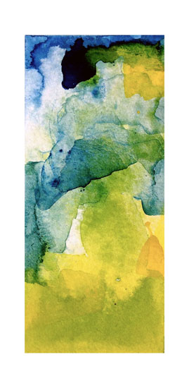 art prints - of land and sea | aquatic series no.2 by Kiana Mosley