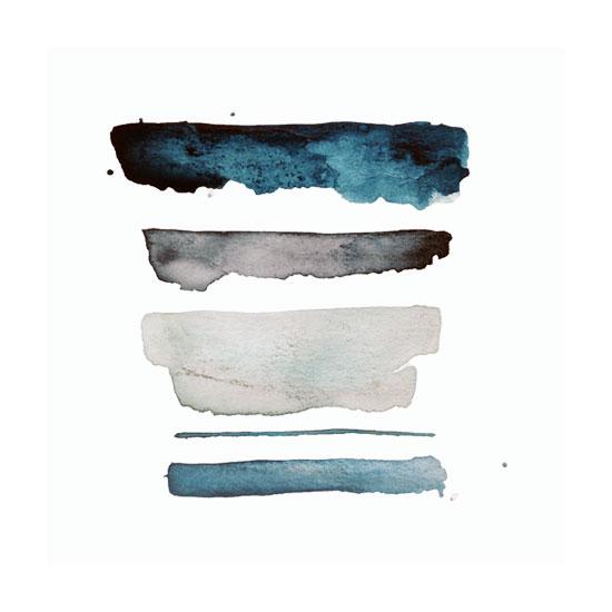 art prints - of land and sea_deep by Kiana Mosley