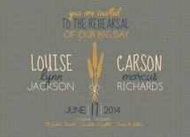 Wheat Field Rehearsal by Laura Solie