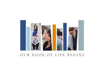our book of life begins