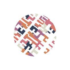 Rainbow Maze Art Prints