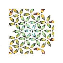 Seasonal Kaleidoscope II Art Prints