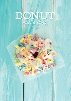 Donut Miss A Thing Art Prints