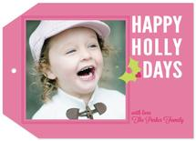 Happy Holly Days by Kelly Solheim