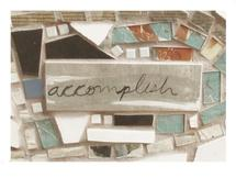 Accomplish by Alison Jerry