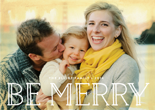 holiday photo cards - luminous by annie clark