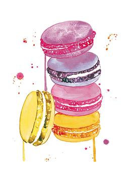 A Macaron Afternoon