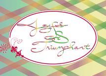 Joyful & Triumphant by Kori Woodring