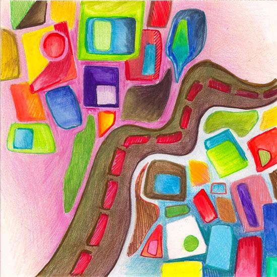 art prints - North Line Road by LisaT