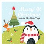 Happy Merry Christmas by Tamara Csengeri