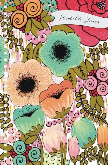 journals - Secret Garden