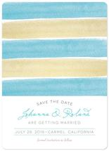 Charming Seaside Stripe... by The Spotted Olive