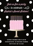 Sixteen Candles  by Inkberry Creative