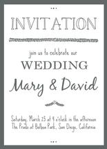 grey and white wedding... by jody-claire