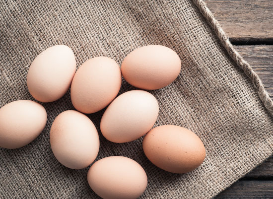art prints - Rustic Eggs