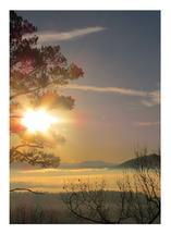 Sunrise Illusion by Kori Woodring