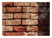 Shadowed Brick by Erin Jones Turner