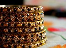 Ethnic vibrant bangles by anupaul