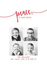 Peace and Happiness by Christy Allison Design