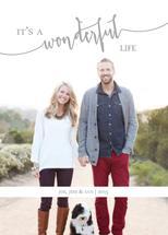 Wonderful Life by Christy Allison Design