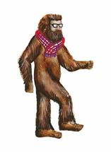 Hipster-Squatch by Raybo Design