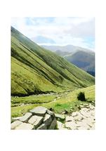 Ben Nevis Hike by Jill Halksworth
