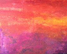 sunset beauty by lulablu