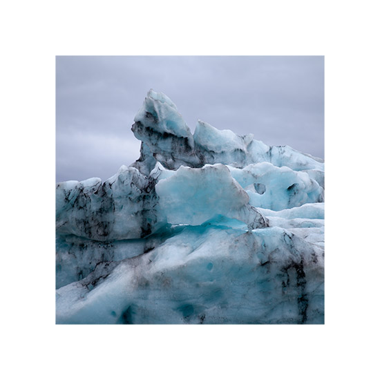 art prints - Pointed Iceberg