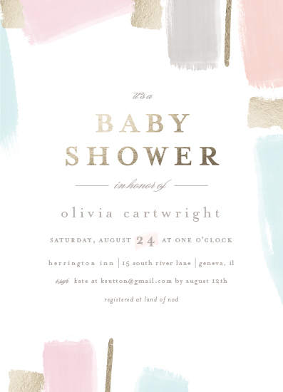 baby shower invitations quilt by angela marzuki