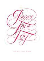 PeaceLoveJoy by andrea espinosa