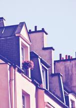 Paris Rooftops by Katrina Lindhorst