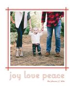 joy LOVE peace by lulablu