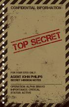 Top Secret by Mark Wilson