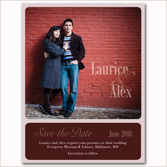 "save the date cards - ""Window to our world"" by Morné"