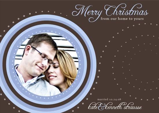 holiday photo cards - Family Circles by Ringo Baby