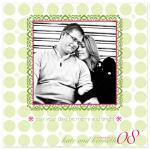 Merry Polka Dots by Notably Krystal