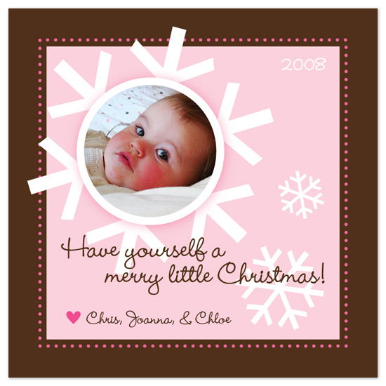 holiday photo cards - Merry Little Christmas by Tara Hanneman