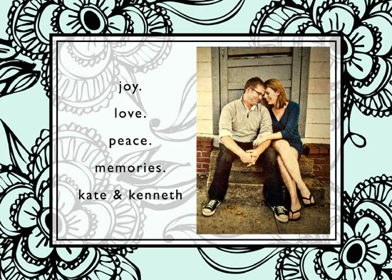 holiday photo cards - Nostalgic Holiday by Jeanne Yee