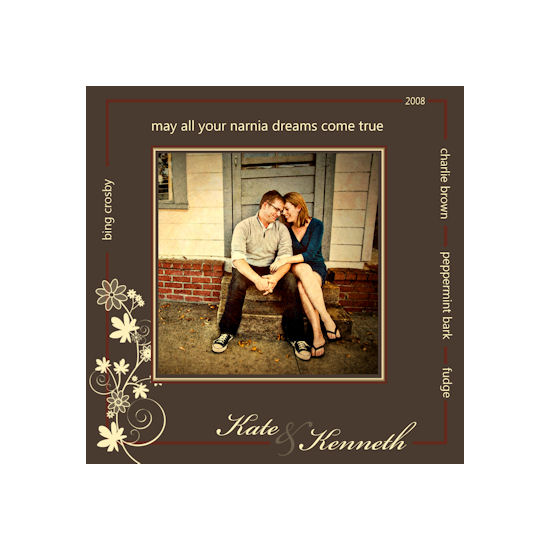 holiday photo cards - Narnia Dreams by Grafik Expressions