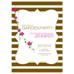 Garden Party by Puppy Love Design